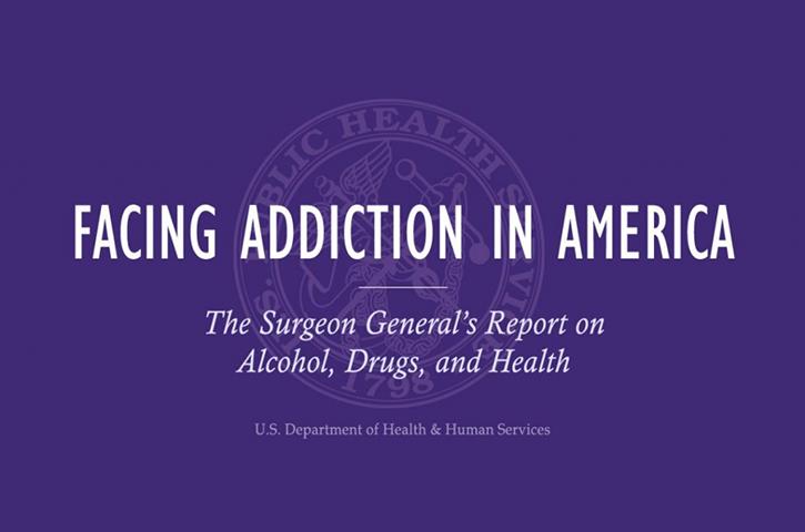 Surgeon General Says Addiction Is a Chronic Brain Disease