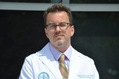 New Kaiser Permanente Study: Both Components of Blood Pressure Important for Heart Health photo of Alexander Flint, MD PhD