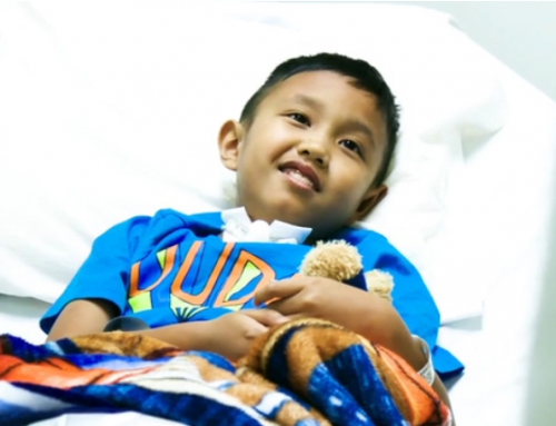 Young Patient Gets Life-Altering Care