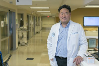 Seeking Answers to Compelling Questions About Sepsis photo of Vincent Liu, MD