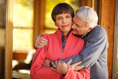 photo of loving couple