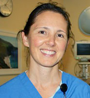 photo of Dana Sax, MD, emergency physician with The Permanente Medical Group