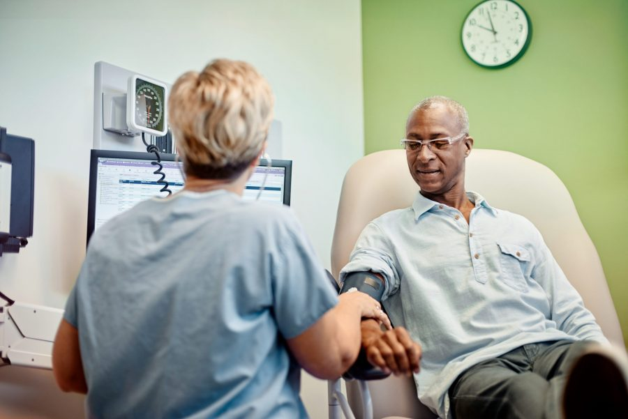 Heart Failure Hospitalizations and Deaths Vary by Race and Ethnicity photo of patient