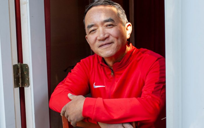 photo of Mark Gong